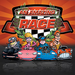 An Amazing Race - Week 1: The Reason for the Race