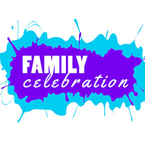 Family Celebration: Gathered Together